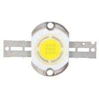 Warm White 10W LED 9-12V SMD 900LM LED Lamp with 12V Power Supply+5mm Optical Glass Lens