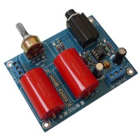 RA1 Headphone Amplifier Kit Power AMP Kit For DIY