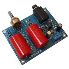 RA1 Headphone Amplifier Kit Power AMP Kit For DIY