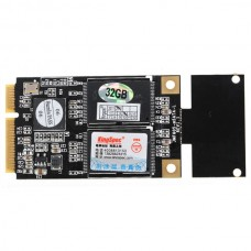 KINGSPEC Mini PCIe SATA 3cm*5cm/3*7cm SSD Solid State Drive FOR ASUS Eee PC 2 Channel 8GB