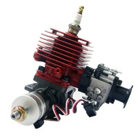CRRCpro 26CC GF26I V2 Gas Petrol Engine for RC Aircraft