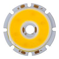 5W High Power 15-17V LED  Warm White COB LED 420-470lm