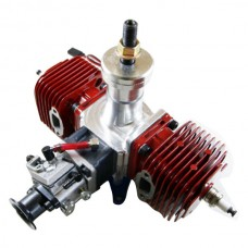 CRRCpro GF55ii 55cc Twin Cylinder Gasoline Engine for RC Aircraft