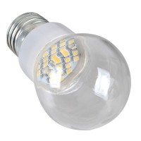 E27 25LEDs Light Bulb 3528 2W LED Light Lamp-Warm White
