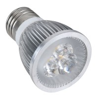 Led Bulb 5W Dimmable E27 Led Spot Light Led Lamp High Power Led- White