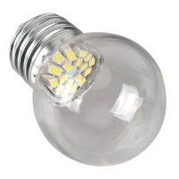 E27 18LEDs Light Bulb 3528 1.5W LED Light Lamp-White