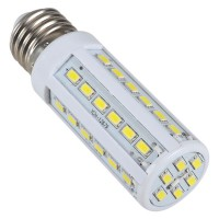 E27 Base 110V 42 LEDs 6W 5630 SMD LED Corn Light-White
