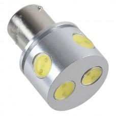 12V White Light 6 LED 6*1w Vehicle Car Turning Signal Bulb Lamp