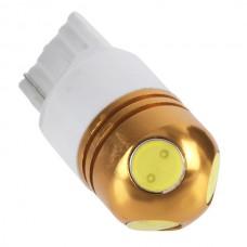 T20 High Power SMD White 3156-688 3*2W Car LED Lamp