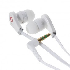 3.5mm Super Bass Stereo Earphones High Quality Headphone For lPOD lPHONE MP3 MP4 White