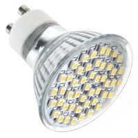 High Britness GU10 5050 48 LED 220V LED Light Bulb