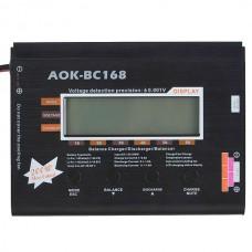 Digital Balanced Li-Ion/LiPo/NiCD/NiMH/Pb Battery Smart Charger and Discharger