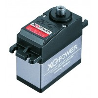 XQ-Power XQ-S4220D 20Kg Metal High Voltage 11.1V Titanium Gear Servo