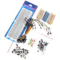 Arduino Workshop Components Package w/ Breadboard & Jumper Wires