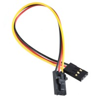 3pin Common Sensor Cable for Arduino Shield Sensor Module 15cm 5pcs