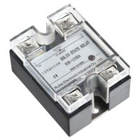 Solid State Module Relay SSR 120DA  24-480VAC Relay