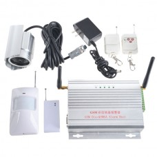 Digital GSM Dial & SMSA Home Security Alarm