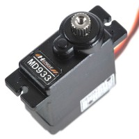 HENGE MD933 Digital Servo 12g Metal Gear for TREX 450 (3-Pack)