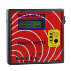 Digital Counter Remote Master Brief Duplicator