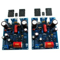 L6 Audio Power Amplifier TOSHIBA 1943 5200 Stereo DIY Kit Board 2CH