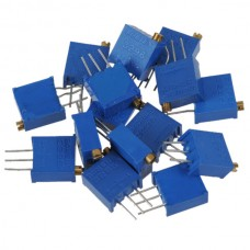 3296 Precision Adjustable Resistor 15 Values X 1 Resistors