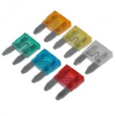 60pcs 5/10/15/20/25/30A Car Auto Mini ATC Fuses Car Fuse -Small Size