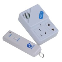 KK-907 Wireless Remote Control AC Power Socket AC 220V  Remote Lamp Plug and Socket
