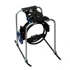 360 Deg Aerial Photography PTZ  Glass FiberAerial Frame for 450/500 Quadcopter FPV System