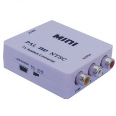 HDV-M616 MINI TV System Converter (PAL to NTSC or NTSC to PAL)