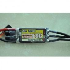 Power HD 50A Programmable Brushless Motor ESC for Multicopter