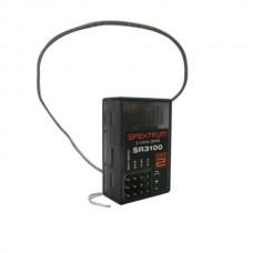 Spektrum SR3100 2.4GHz DSM2 Receiver SPMSR31 DX3 DX3R