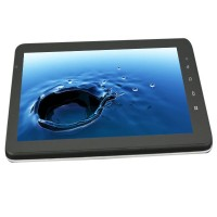 "M100 A8 10.1"" Capactitive Touch Screen Google Android 2.3 Tablet PC DDR3 512MB + 8G"