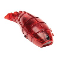 Hex Bug Larva Robotic Creature Micro Robotic Hexbug Toy Red