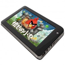 M700 A9 7 inch Resistive Touch Screen with Android 2.3 System Tablet PC DDR 512MB + 4G
