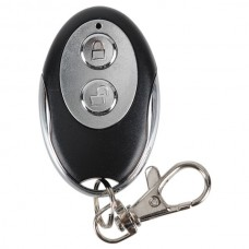 2 Buttons Remote Control with Keychain for Garage Doors 315Mhz