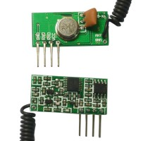 Alarm Wireless Remote Control Receiver Board Module CWC-4