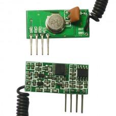 Alarm Wireless Remote Control Receiver Board Module CWC-4