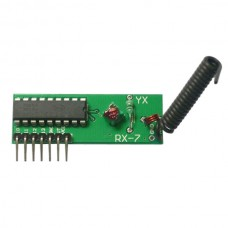 5V 4CH with Coding/Encoding Receive Module2272IC Inching Inter-Lock and Self-Lock