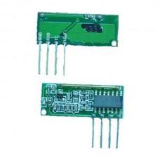 RX-13A Alarm Wireless Remote Control Receiver Board Module