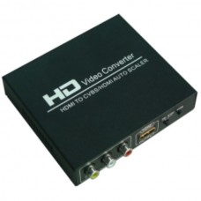 HDMI to HDMI+ CVBS+ L/R Converter (Scaler) HDV-10II