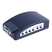 VGA to CVBS Converter (Scaler) HDV201