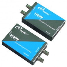 HDMI Over Single Coax Extender (RG-6U cables 120M) HDV-S003