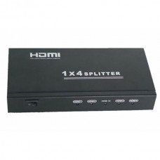 HDMI 1x4 Splitter Support 3D (HDMI1.4/3D) HDV-814