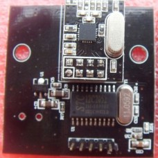 STC 2052 Serial Test Board FOR NF24L01 /905/CC1100 Wireless Communication Module