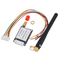 Wall-Through 1200m Wireless Data Transmission Module TTL Serial Port