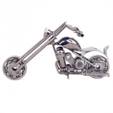 Original Handcraft Stainless Motocycle Model Creative Unique Model Gift
