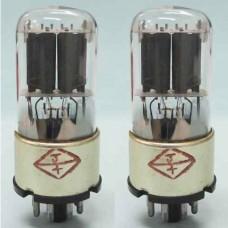 Shuguang 6N9P 6SL7 6H9C Vacuum Tube 1-Pair
