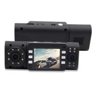 "2.0"" TFT LCD X4000 Dual Camera Car Black Box Security Carcam"