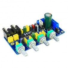 LM1036 Volume Control Board Assembled Board