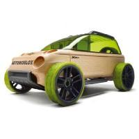 Automoblox 55105 Mini X9-X SUV Wooden Model Car Toys
